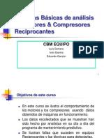 Analisis Motores y Compresores Reciprocantes