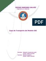 Capa 4 Modelo OSI