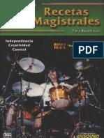 Marcelo Mira - 10 Recetas Magistrales Para Bateristas