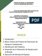 Presentación Informe Suficiencia