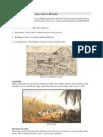 The Typical 18th Century Sugar Estate or Plantation