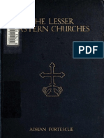 Fr. Adrian Fortescue - The Lesser Eastern Churches