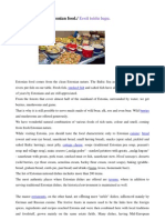 The Story of Estonian food - The first Estonian story.pdf