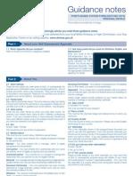 Vaf9 Guidance