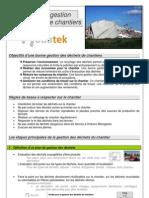 Guide Pour La Gestion Des Dchets de Chantiers _NOBATEK