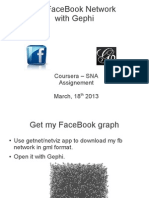 How to analyze your Facebook Network with Gephi