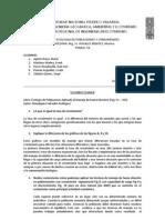 II Examen de Ecología de Poblaciones TA (Aguirre Rayo Martinez Molina Reyes Huayhualla Roman Arguelles Zubieta Gomez)