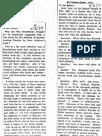 Fluoridation letters, Camden Herald, 1969