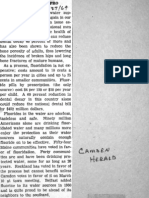 Fluoride in the Camden Herald, 1969