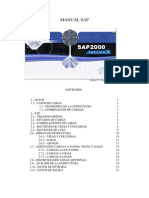 Manual Sap2000 Esp v 8.0