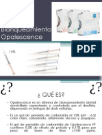 Blanqueamiento Opalescence