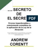 El Secreto Del Secreto-Andrew Corentt