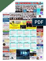 2013 Calendar Sligo Swim Club