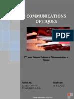 Communication Optique Salah Hakim