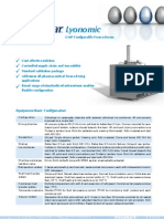 Data Sheet Lyonomic en 0