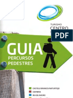 percursos pedestres