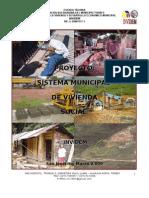 Sistema Municipal de Vivienda Social Ver PDVSA
