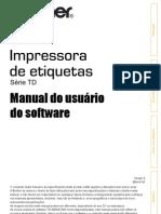 Manual do Usuário TD-4000_TD-4100N