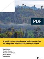 A guide to investigation and indictment using an integrated approach to law enforcement