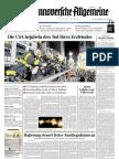 Hannoversche Allgemeine Zeitung 20110503