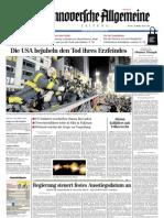 new style fd7ee 419e9 Suddeutsche Zeitung 20110430