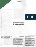La revisión feminista de la historia del arte.pdf