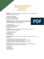 Comprehensive Examination 1-c