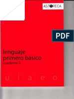 Lenguaje Primero Basico Matte 3
