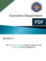 executivedepartment