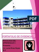 Portafolio Maestra Lucia Psic Del Aprend II