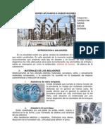 Aisladores Aplicados a Subestaciones Resumen