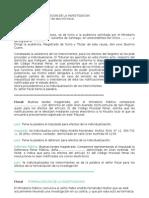 SIMULACIÓN AUDIENCIA FORMALIZACIÓN; SUSPENSIÓN; CAUTELAR; PLAZO CIERRE