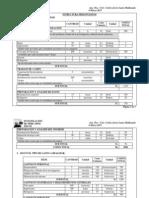 Ejemplos de Presupuestos