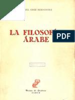 88038200 La Filosofia Arabe Miguel Cruz Hernandez