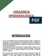 CLASE 03 Vigilancia Epidemiologica