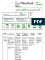 maths learning sequence folio doc