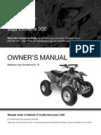 1995 polaris sportsman 400 owners manual