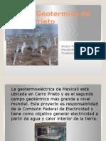 Cerro Prieto