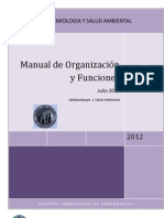 Mof Epihospitalaria- Andahuaylas- Documento en Tramite