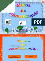 Software meios de comunicação