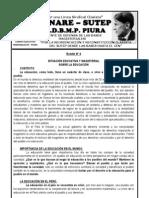 Boletin 4 - Conare Piura