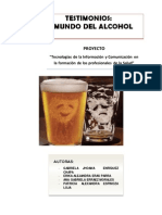 Testimonio de Alcoholismo