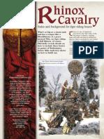 Rhinox Cavalry