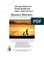 Tri-County Mental Health Resource Directory