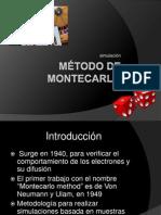 Método de MonteCarlo 2012