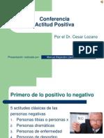 Conferencia Cesar Lozano Examen...