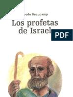 Beaucamp, Evode - Los Profetas de Israel