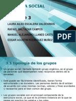 Exposicion Dinamica Social Unidad 3