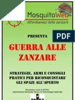 Guerra alle zanzare