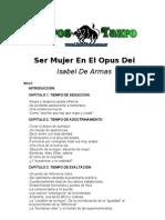 Isabel De Armas - Ser Mujer En El Opus Dei.doc